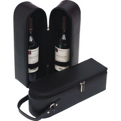 Tuscan wine holder  - Double (G380_ORSO_DEC)