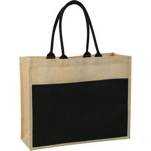 Contrast ECO jute bag (G832_ORSO_DEC)