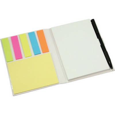 A6 Sticky note book (G932_ORSO_DEC)