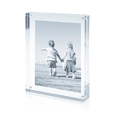 Rofe Design Acrylic Photo Frame - Small (AC115_GL_DEC)