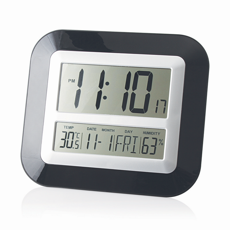 Wall/Desk Clock (C422_GL_DEC)