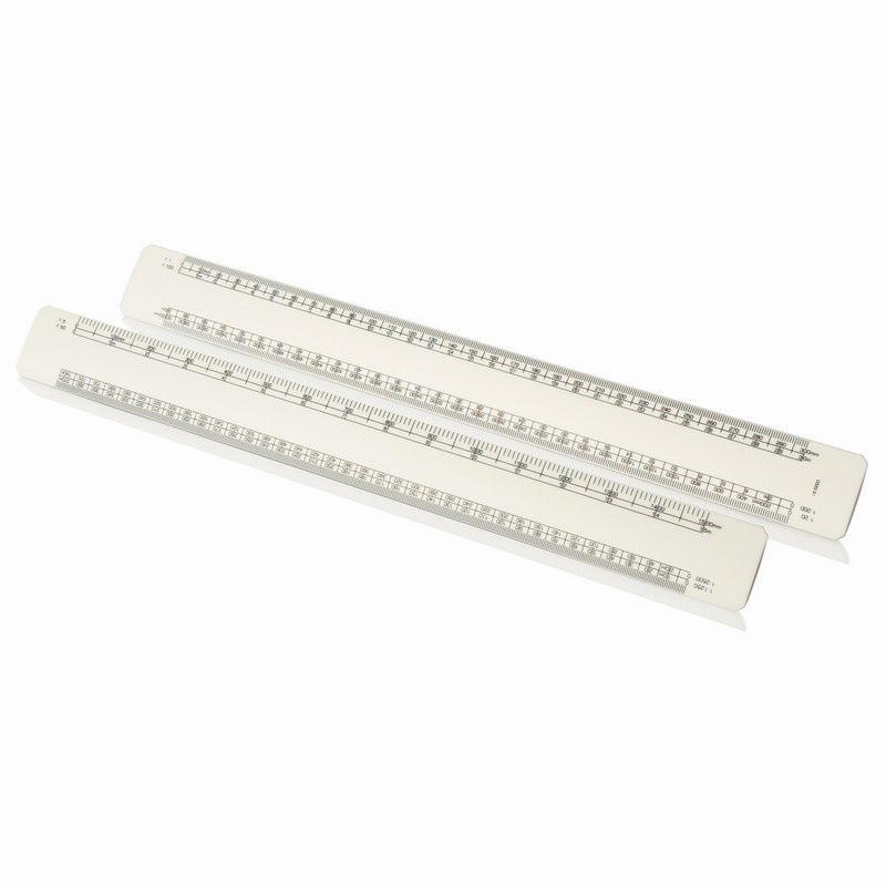 Scale Ruler - 30cm (C446_GL_DEC)