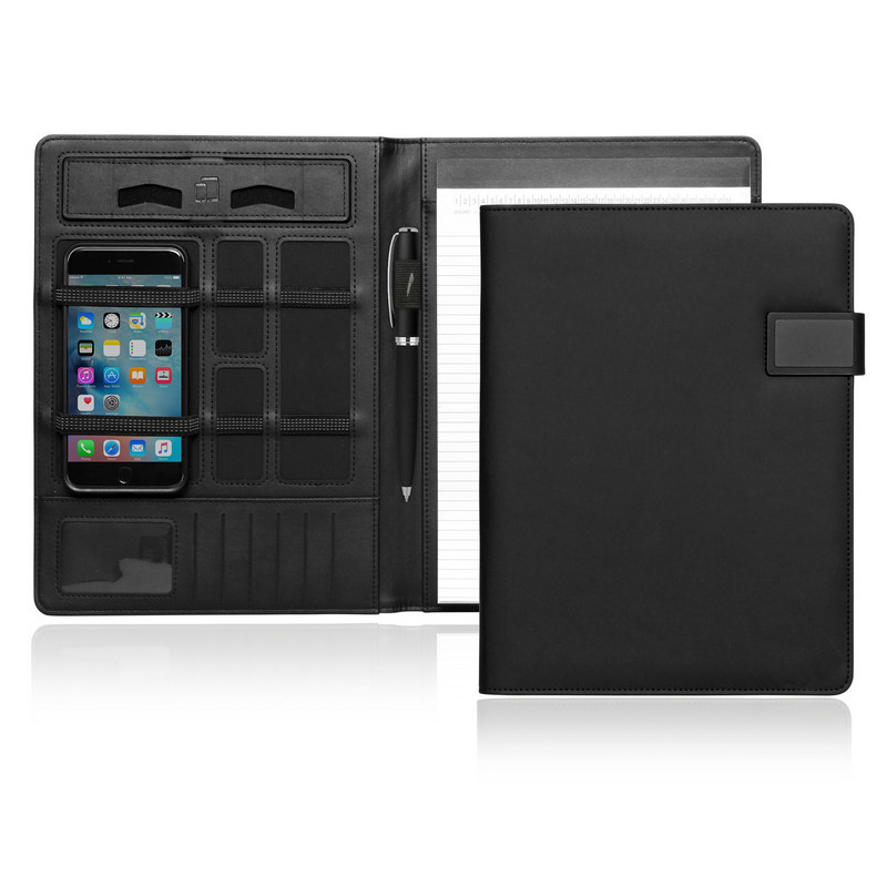 A4 Tech Folio w/Magnetic Closure (C498_GL_DEC)