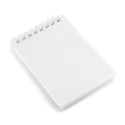 A7 120 Leaf Spiral Bound Notepad (C501B_GL_DEC)