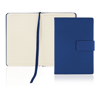 A6 128 Leaf Notebook w/Magnetic Closure (C502C_GL_DEC)