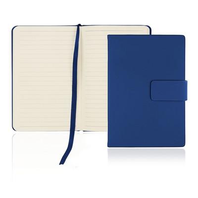 A6 128 Leaf Notebook w/Magnetic Closure (C502C_GL_DEC)