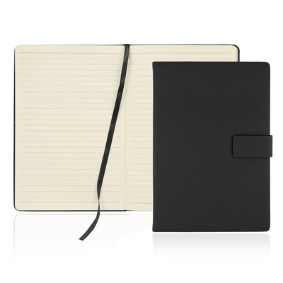 A5 128 Leaf Notebook w/Magnetic Closure (C503A_GL_DEC)