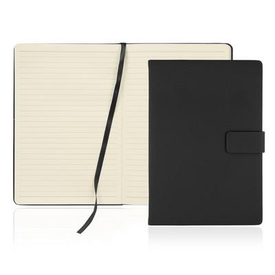 A5 128 Leaf Notebook w/Magnetic Closure (C503A_GL_DEC)
