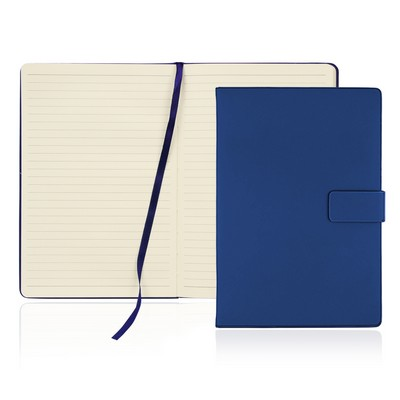 A5 128 Leaf Notebook w/Magnetic Closure (C503C_GL_DEC)