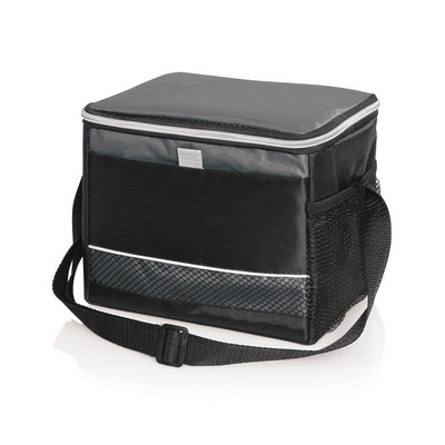 6 Can Cooler Bag w/Carry Strap - 6L (L470A_GL_DEC)