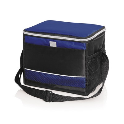6 Can Cooler Bag w/Carry Strap - 6L (L470B_GL_DEC)