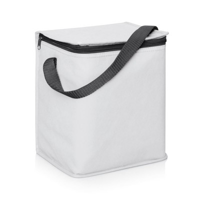 6 Bottle/12 Can Cooler Bag w/Carry Strap - 5L (L472D_GL_DEC)