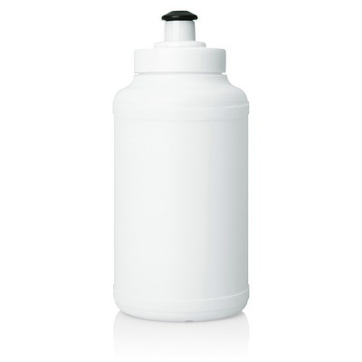 Sports Bottle w/Screw Top Lid - 500ml (M222B_GL_DEC)