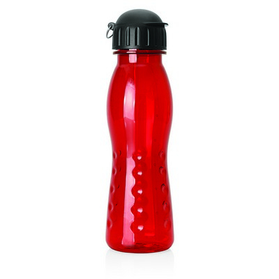 Polycarbonate Sports Bottle w/Pop Top - 600ml (M225C_GL_DEC)