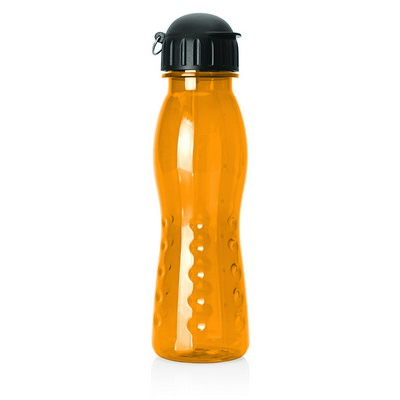 Polycarbonate Sports Bottle w/Pop Top - 600ml (M225E_GL_DEC)
