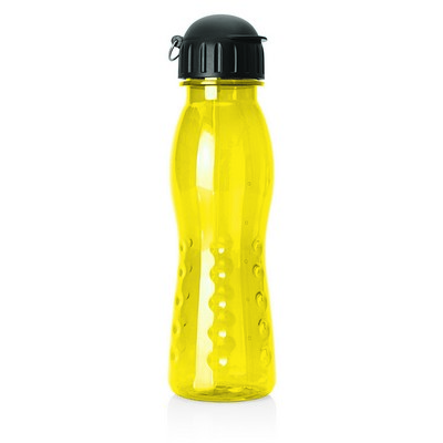 Polycarbonate Sports Bottle w/Pop Top - 600ml (M225F_GL_DEC)