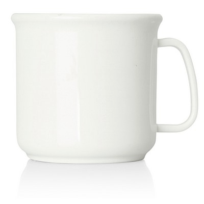 All Plastic Coffee Mug - 300ml (M231B_GL_DEC)