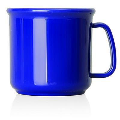 All Plastic Coffee Mug - 300ml (M231D_GL_DEC)