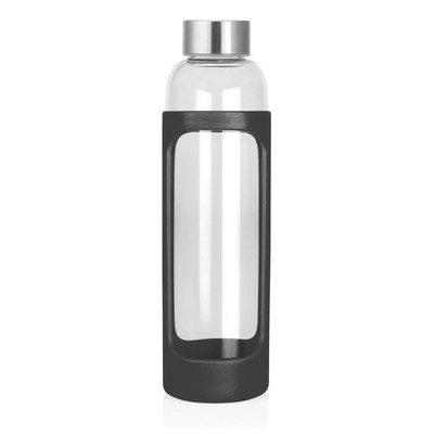 600mL Glass Drink Bottle (M259A_GL_DEC)