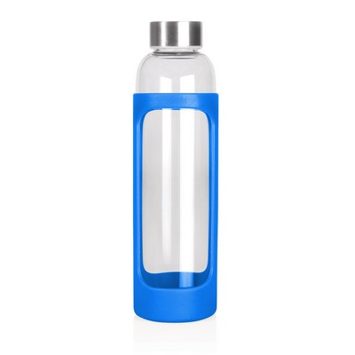 600mL Glass Drink Bottle (M259B_GL_DEC)