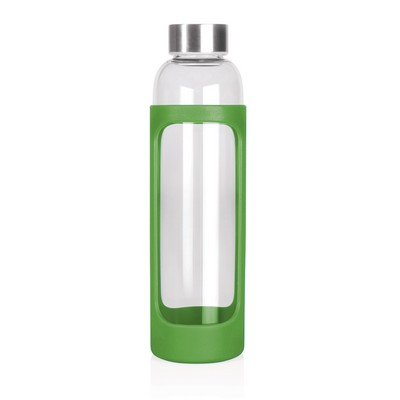 600mL Glass Drink Bottle (M259D_GL_DEC)