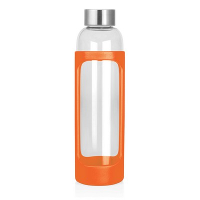 600mL Glass Drink Bottle (M259E_GL_DEC)