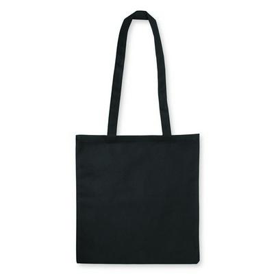 Non Woven Bag - w/o gusset (NWB01-BK_GL_DEC)