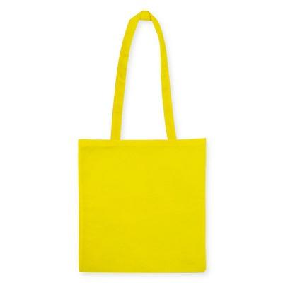 Non Woven Bag - w/o gusset (NWB01-YE_GL_DEC)