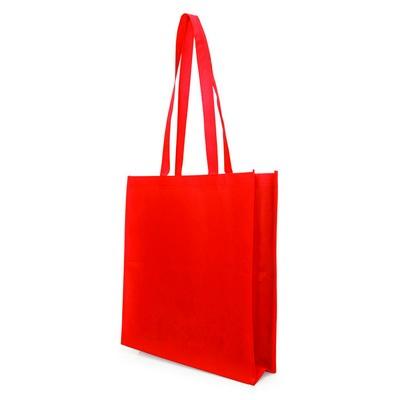 Non Woven Bag - w/gusset (NWB05-RE_GL_DEC)