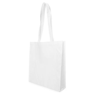 Non Woven Bag - w/gusset (NWB05-WH_GL_DEC)