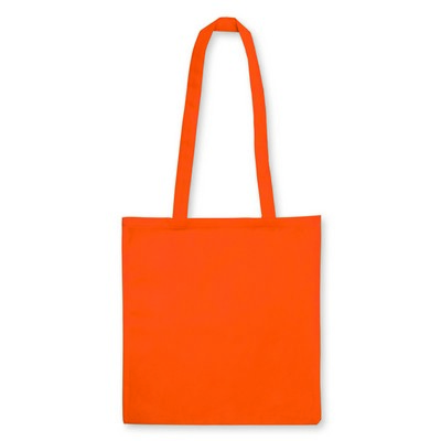 Non Woven Bag - w/V shaped gusset (NWB15-OR_GL_DEC)