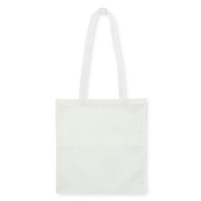 Non Woven Bag - w/V shaped gusset (NWB15-WH_GL_DEC)
