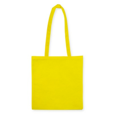 Non Woven Bag - w/V shaped gusset (NWB15-YE_GL_DEC)