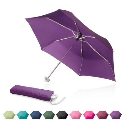 Shelta 52cm 6 Rib Flat Folding Umbrella (U-3942_GL_DEC)