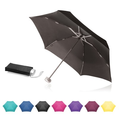 Shelta 52cm 6 Rib Flat Folding Umbrella (U-3952_GL_DEC)