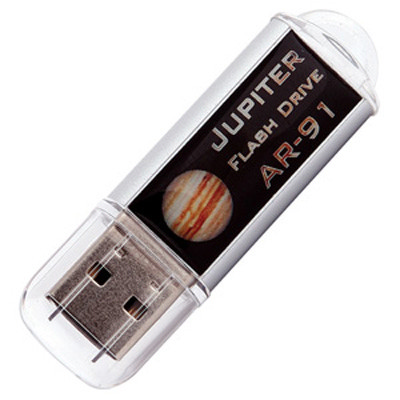 Jupiter Flash Drive 1GB (AR091-1GB_PROMOITS)