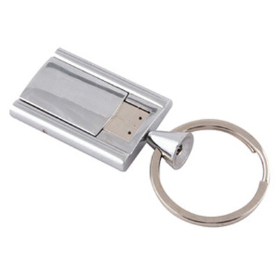 Chrome Flip Flash Drive 16GB (AR149-16GB_PROMOITS)