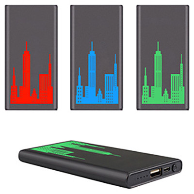 Electra LED Power Bank - 5000 mAh (AR639_PROMOITS)