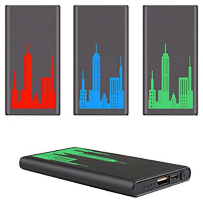 Electra LED Power Bank - 5000 mAh (AR639_PROMOITS)