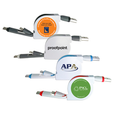 Frame Retractable 3n1 Cable (Stock) (AR877s_PROMOITS)