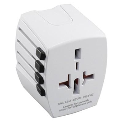 SKROSS MUV USB Travel Adaptor (2 Pole) (BC108_PROMOITS)