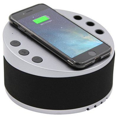 Lynq Desktop Hub with Wireless Charger (BC131_PROMOITS)