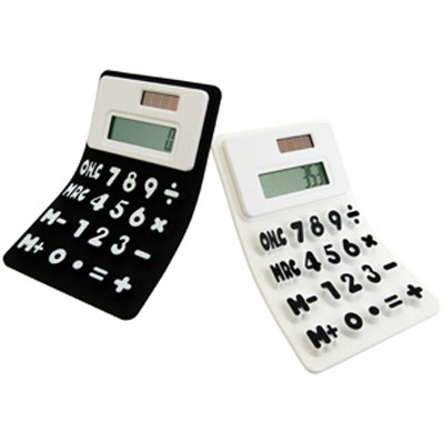 Magnetic Solar Calculator (LC5024_PROMOITS)