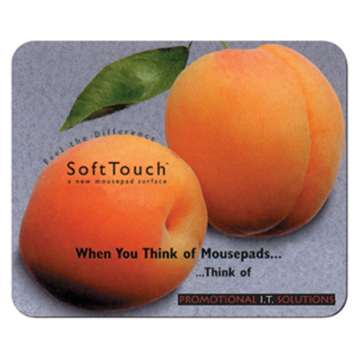Soft Touch Mouse Pad (MM802_PROMOITS)