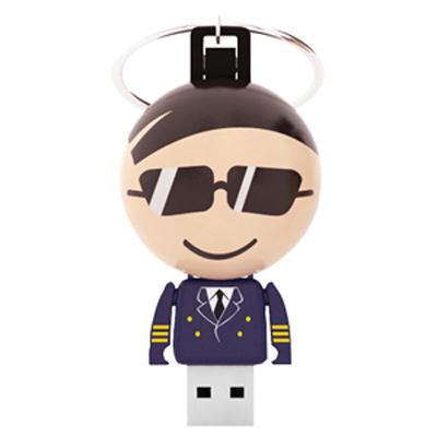 Ball USB People 16GB - Professional (USM6237A-16GB_PROMOITS)
