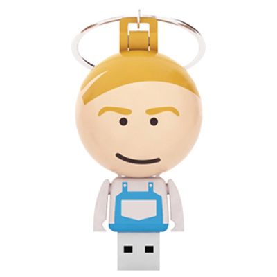 Ball USB People 16GB - Customised (USM6237B-16GB_PROMOITS)