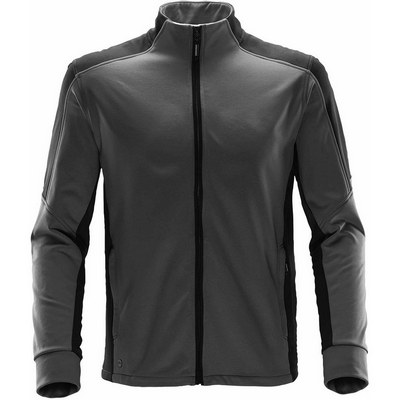 Mens Chakra Fleece Jacket (JLX-1_ST)