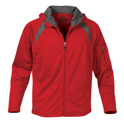 Mens Full-Zip Hoody (PFZ-1_ST)