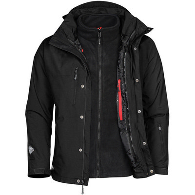 Mens Beaufort 3-In-1 Jacket (XR-5_ST)