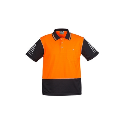 Mens Hi Vis Zone Polo (ZH236_SYZM)